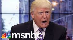 Trump Is Now Attacking MSNBC And Claiming That NBC Controls Scarborough and Brzezinski