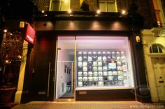 Blacksheep - Dynamic Shop Front for Hugh Grover Associates