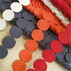 Circle Link Trim China Today, Kids Rugs, Link, Ribbons, Tassels, Home Decor, Bias Tape, Create, Decoration Home