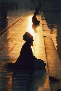 ॐ Sunrise Meditation ॐ India