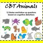12 stories that make learning cognitive distortions easier for children. Includes the 12 stories, 12 pages of follow up questions, 12 worksheets (one for each distortion), printable puppets and one handout