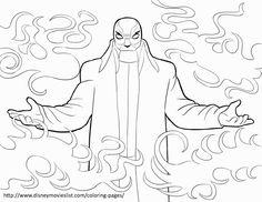 Big Hero 6 Coloring Pages Yokai