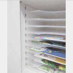Craft Cabinet, Diy Art, Cupboard, Bookcase, Desk, Shelves, Storage, Interior, Table