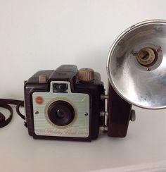 Brownie Kodak Holiday flash camera by HeartlandWorkshop on Etsy