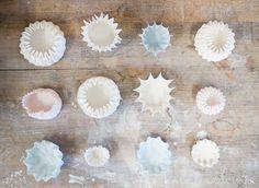 Making Porcelain Origami - LA76 Lifestyle & Design Blog