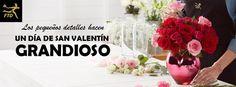 #FloreríasenCancún.  Flores y regalos para este 14 de febrero. www.floreriazazil.com #cancunflorist