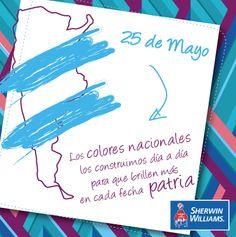 Dibujos del dia de la bandera argentina para colorear y for Decoracion 25 de mayo nivel inicial