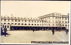 Gara de Nord, anii 20 Bucharest Romania, Timeline Photos, Old Pictures, Louvre, History, Country, Retro, Travel, Bucharest