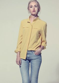 D.Brand Offers Colorful Denim for its Spring/Summer 2013 Collection