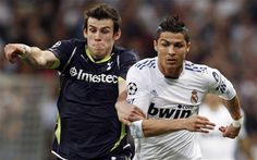 Gareth Bale and Cristiano Ronaldo could soon be team-mates at Real Madrid