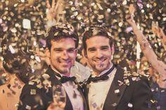 GAY WEDDING!