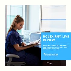 NCLEX-RN® Live Review With over 1,600+ challenging NCLEX-RN style questions, this QBank is a must! Created by experienced nurse educators, we provide detailed rationales and answers for both correct and incorrect answers. Videos and pictures are embedded in the explanations to enhance critical thinking. You can create your own exams, view a detailed performance report, or take our Diagnostic and Readiness Exams. Visit Now - www.247nursetutors.com Nclex Questions, Nclex Exam, Pediatric Nursing, Test Prep, Nursing Students, Critical Thinking, Pediatrics, Prepping, Challenges