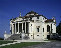 Villa Capra d'Andrea Palladio, Ravenna