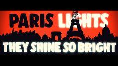 Blue Neuville - Paris Lights (feat. Leavs) [Official Lyric Video]