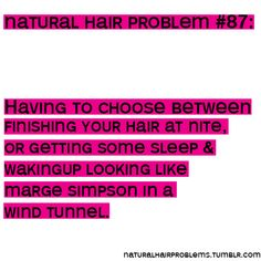 naturalhairproblems:    submitted by chicagoredline