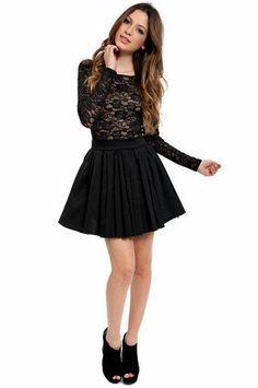 Katerina Skater Dress $68