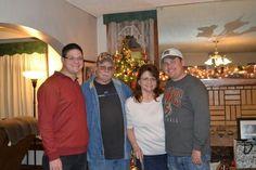 Billy, Greg, Linda,and Greg Allen
