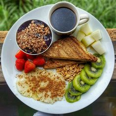 Healthy Desayunos, Healthy Diet Recipes, Healthy Cooking, Healthy Eating, Cooking Recipes, Aesthetic Food, Food Dishes, Food Inspiration, Food Photography