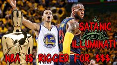 Courtside tickets to Game 7 sell for $99K !!! Why The NBA would rig game...
