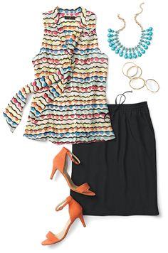 embrace colour this season! #fashion #outfit #colourful