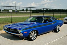 71 Dodge Challenger RT