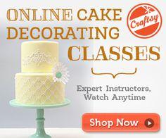 Craftsy Cake Decorating Class