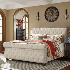 Paturile tapițate – puncte bonus la capitolul stil în dormitor