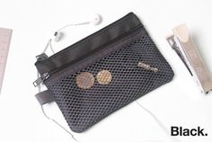 Small Double Mesh Pouch