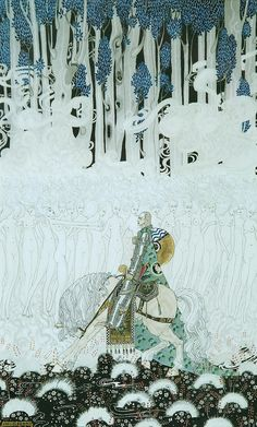 Kay Nielsen- don't know title of this piece