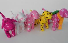 Victoria's Secret puppy dogs...PINK! So adorable in a collection...