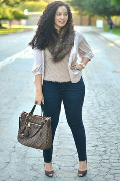 Moda Plus-size - Blog Girl with Curves