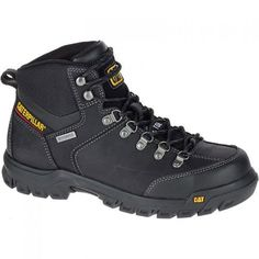 b2a8963cc38e28 Caterpillar P90936. Threshold Waterproof Steel Toe Boot Waterproof Steel  Toe Boots, Mens Attire,