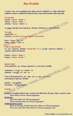 German Language Learning, Learn German, Education, German Language, Grammar, English, Knowledge, Learning, Teaching