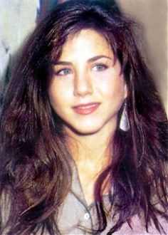 Jennifer Aniston. Still looks exactly the same.