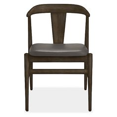 Evan Chair with Leather Seat - Chairs - Dining - Room & Board