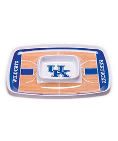 Take a look at this Kentucky Chip 'n' Dip Tray
