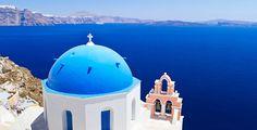 Combiné Cyclades Athènes, Paros, Santorin, Athènes