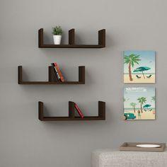 U Model Wall Shelves
