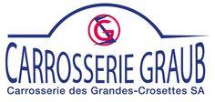 Carrosserie des Grandes-Crosettes S.A., La-Chaux-de-Fonds, Réparation automobile, Peinture sur véhicule, Remplacement de pare-brise, Véhicule de remplacement
