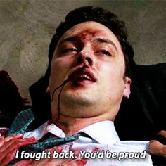 Oh, Sweets :( #Bones one of the saddest episode of life
