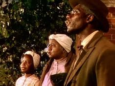 """Gone With the Wind"" ""Mammy"", Scarlett's lady's maid servant played by Hattie McDaniel, Prissy housemaid played by Butterfly McQueen and house servant, Pork played by Oscar Go To Movies, Old Movies, Great Movies, Wind Movie, Hattie Mcdaniel, New Atlanta, Tomorrow Is Another Day, Scarlett O'hara, Black Actors"