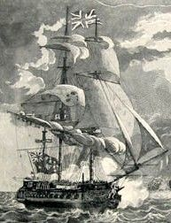 Razee HMS Indefatigable