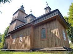 Vysny Komarnik Muzeum.SK - Drevené kostolíky na Slovensku