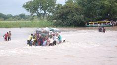 Augustus 2014 - regenseizoen in Benin