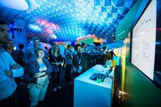 Philips Innovation Experience event 2014, 29 Sept - 1 Oct 2014, Eindhoven, The Netherlands.