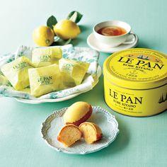 ル・パンの瀬戸内レモンケーキ缶6個入り