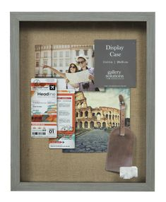 Piotrowski Shadow Box Distressed Picture Frame