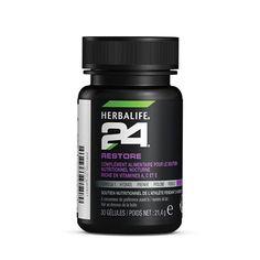 Nouveau ! Produit de récupération Restore Herbalife H24  Retrouvez tous les produits Herbalife sur www.shophbl.com ou contactez votre Membre Herbalife au 0033 251 35 10 94