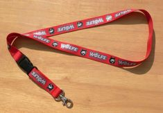 Lanyard - Wikipedia Event Management Company, Business Events, Printing Services, Personalized Items, Prints, Lanyards, Embroidery, Logo, Needlepoint
