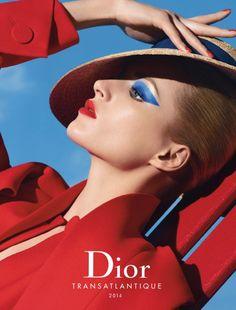 Daria Stroukous for Christian Dior 2014
